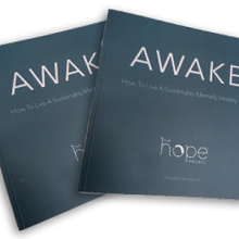 AWAKE Program Workbook: Hard copy
